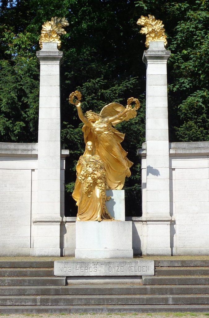 Monument voor de doden van Vorst