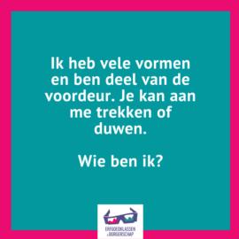 8 devinette 8 NL